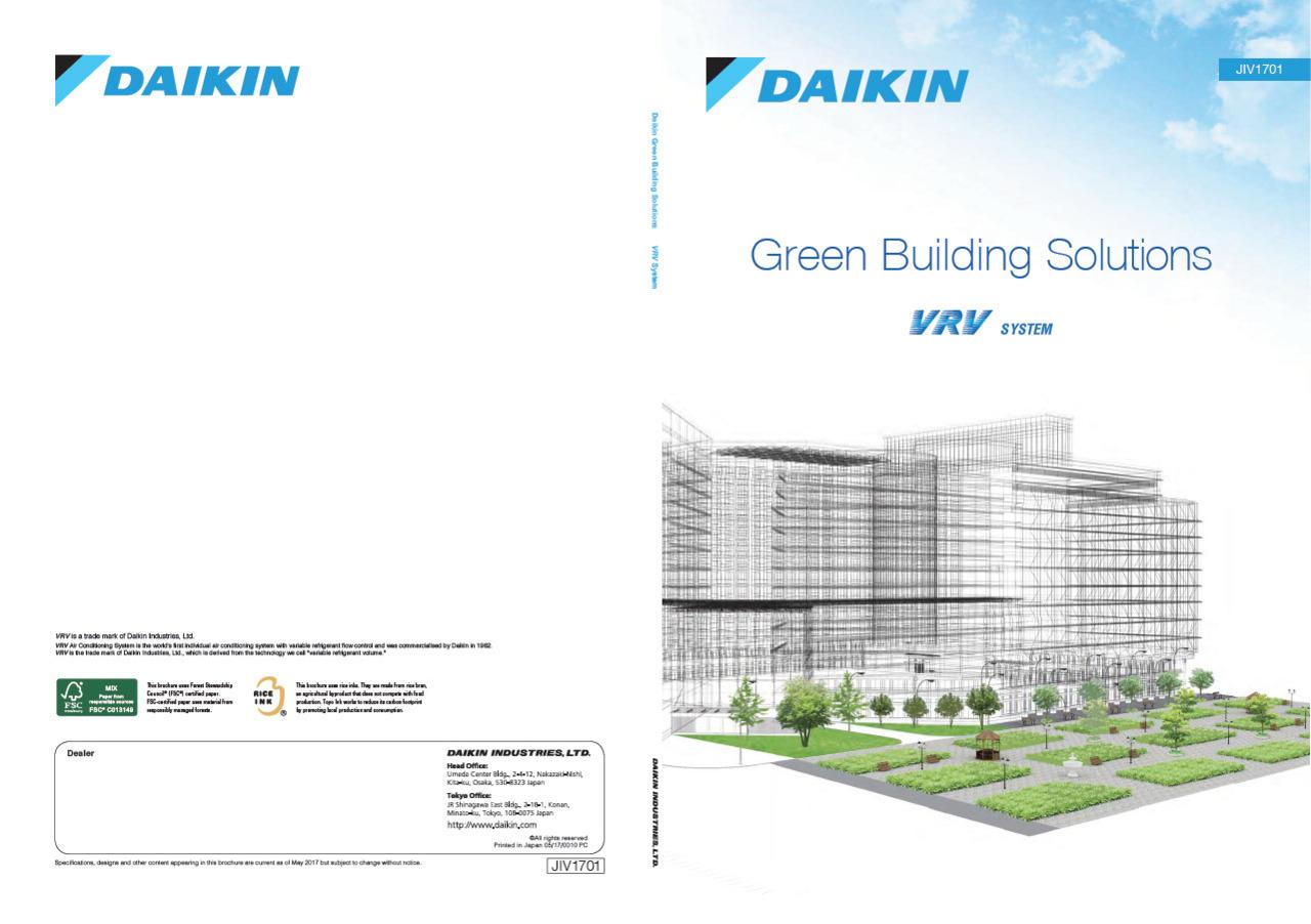REYQ-T   Daikin